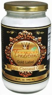 Frugal Mom and Wife: Organic Gold Label Virgin Coconut Oil Giveaway!