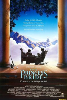 The Princess Movie Classic Art Wall Poster Game Glossy Paper 200 gsm Size Art Deco Goodfellas Movie, Princess Bride Movie, Pretty Woman Movie, Chris Sarandon, Wallace Shawn, Norman Lear, Movie Poster Frames, Film Posters, Christopher Guest