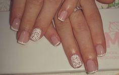 E.mi  Nails French  Love  Design  Gel-lak