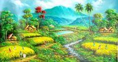 lukisan pemandangan alam indah indah lukisan pemandangan alam indahhttp://pemandanganoce.blogspot.com/2017/08/lukisan-pemandangan-alam-indah.html