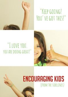 Secret Hand Signals to Empower Kids (from the Sidelines)