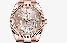 Sky-Dweller #rolexwatches #rolex #menswatches  #luxurywatches #GEARYS http://www.GEARYS.com/rolex