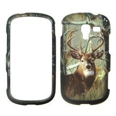 Samsung Galaxy Exhibit T599 Deer Realtree Camo  Plane Hard Phone  Case Cover #UnbrandedGeneric