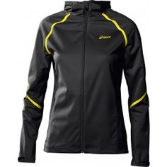 Asics Fuji Softshell Ladies Running Jacket
