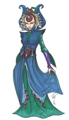 Duchess Satine from ACC by Hodges-Art.deviantart.com on @deviantART