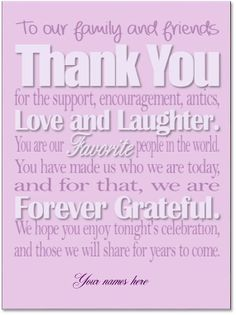 Customizable Instant Download  5X7 Wedding reception  thank you cards instant download by Mazoria, $8.99
