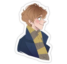 Mr Scamander by tinymintywolf