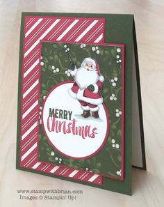 Project Life Seasonal Snapshot 2015, Home for Christmas Designer Series Paper, Stampin' Up!, Brian King