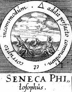 ALQUIMIA VERDADERA: Emblema 48. Séneca, filósofoEl fuego es ventajoso para lo perfecto y desventajoso para lo imperfecto.
