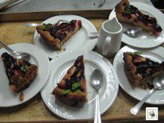 tart with plums #dessert #vegetarian #homemade