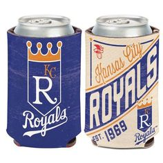 WinCraft Kansas City Royals Cooperstown Can Cooler