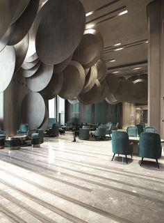 Film Reels U2013 Wuhan Wushang Mall Cinema 9F By One Plus Partnership   谷德设计