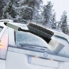 Araç Camı Buz Kazıyıcı ve Temizleyici
