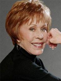 Carol Burnett was born in San Antonio, Texas