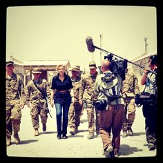 Diane Sawyer in Afghanistan. She is Boss. Diane Sawyer, Nightly News, Inspiring People, Like A Boss, Afghanistan, Tea Party, Really Cool Stuff, Woman, Tv