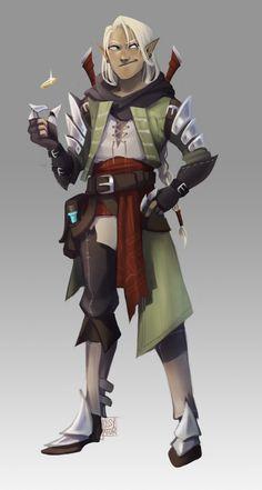 ArtStation - Character Design: Rindhil, Britanny T.S