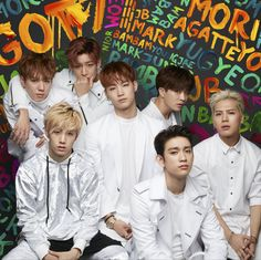 GOT7′s first album in Japan MORIAGATTE YO will be released on Feb 3rd 2016.