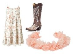 """""""Untitled #67"""" by haileybelle410 on Polyvore featuring Miss Selfridge and AURA Headpieces"""