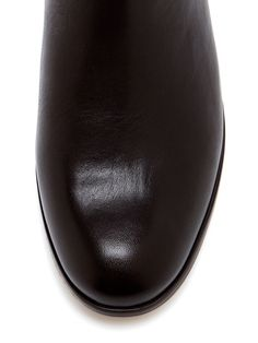 Gwen Mid Riding Boot by Renvy at Gilt