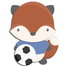 Free SVG File – Sure Cuts A Lot – 02.04.11 – Cute Soccer Fox