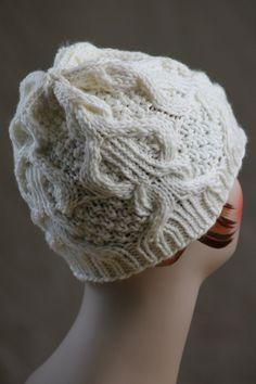 Free+Knitting+Pattern+-+Hats:+Five+Pillars+Hat
