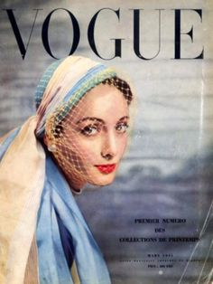 1951 Vogue.