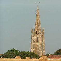 église de moèze - Charente Maritime - France