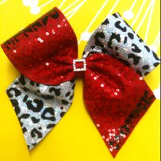 Undefeated for two straight seasons! Junior Dazzle earned these bows!