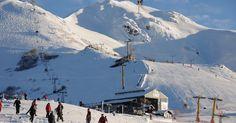 Pista de esqui Cerro Bayo na Argentina #argentina #viagem