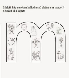 Játékos tanulás és kreativitás: Új betűket tanulunk: m, t, s