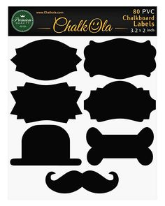 80 Chalkboard Labels for Mason Jars, Organize Kitchen & Pantry, DIY Paper Crafts - Reusable Adhesive Stickers - 7 Fancy Designs - x 2 inch Mason Jars, Mason Jar Kitchen, Kitchen Pantry, Diy Kitchen, Pantry Diy, Diy Paper, Paper Crafts, Diy Crafts, Kitchen Drawer Organization