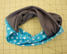 Trendy Turban Headband | How to Sew