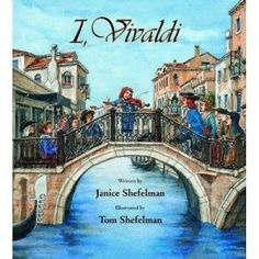 ... to Vivaldi's music? Look no further, I, Vivaldi is just the ticket