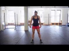 (video link) proper squats