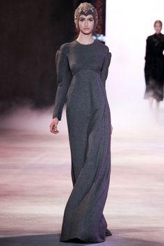 Ulyana Sergeenko, Осень-зима 2013/2014, Couture, Париж