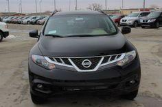 2014 Nissan Murano SV AWD SV 4dr SUV SUV 4 Doors Black for sale in Wichita, KS Source: http://www.usedcarsgroup.com/new-nissan-murano-for-sale
