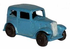 #diecast #Dinky 35A Saloon Car new or updated at www.diecastplus.info