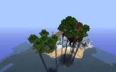 Sky Islands Minecraft Decorations, Minecraft Creations, Minecraft Stuff, Islands, Outdoor, Outdoors, Outdoor Games, The Great Outdoors
