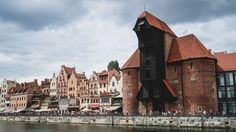 Soaking in the Magic of Gdansk