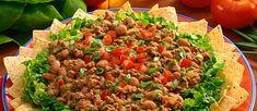 Chili Taco Salad #Nutrisystem #Recipe