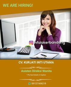 Lowongan Kerja CV Kurjati Inti Utama Bandung Juli 2018