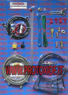 Kit protossido d'azoto per Lancia Delta 2000 - 8-16v al prezzo di 1 107,15 € Euro.  Kit protossido d'azoto specifico per tutti i motori Fiat Alfa Lancia con motori2.0 8 e 16v