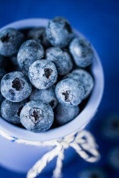 Blueberries | Foodshot - Igor Yemelianov