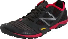 New Balance takes their Minimus line off-roading with the WT20 trail runner. Exceptionally lightweight and breathable, yet ruggedly capable where it counts, your every stride is as sure-footed as it is cool and ventilated. Offering great feel for the contours of the trail, this is a must for taking your heart-healthy cardio into the wild. $99.95
