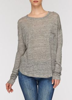 This is so my everyday style. Comfortable, but feminine and stylish.