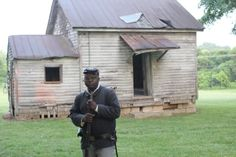 Joseph McGill's Slave Dwelling Project uses overnight visits in dilapidated structures to change the narrative surrounding black history in this country.