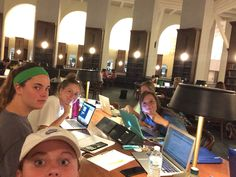 Studying with some of my new sorority sisters! great way to bond and ease the stress of school. Research Outline, Sorority Sisters, Studying, Bond, Stress, School, Learning, Study, Anxiety