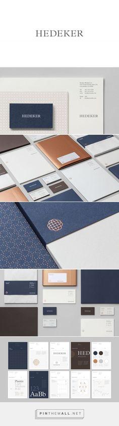 Hedeker Wealth & Law by Socio Design - Personal injury Lawyers - Graphisches Design, Design Logo, Brand Identity Design, Graphic Design Branding, Stationery Design, Brochure Design, Cover Design, Collateral Design, Clean Design