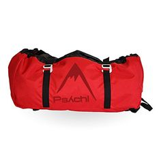 Favorite Camping Gear  | Psychi Rock Climbing Rope Bag with Ground Sheet Buckles and Carry Straps RedPsychi Rock Climbing Rope Bag with Ground Sheet Buckles and Carry Straps Red * Find out more about the great product at the image link. Note:It is Affiliate Link to Amazon. #dc
