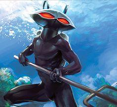 Gigapost : Los villanos mas temidos de Aquaman